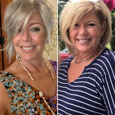 Tracey Hartje Before After