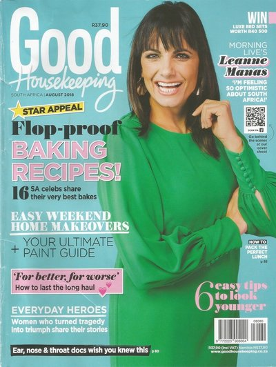 Glamour-Nest-Good-Housekeeping-South-Africa-Feature-Cover