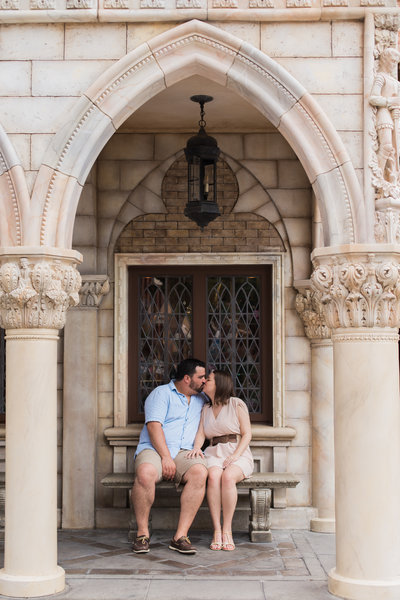 Jess Collins Photography Disney's Epcot Engagement Session (42 of 70)