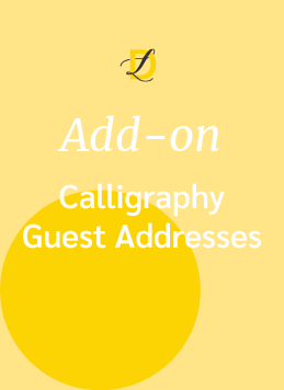 Add-on_Calligraphy-guest-addresses