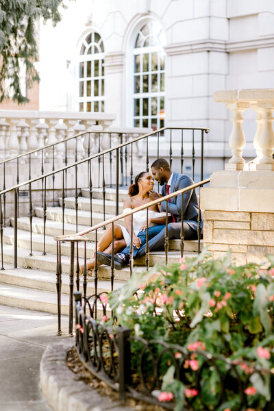 Atlanta Couple + Engagement Session-47