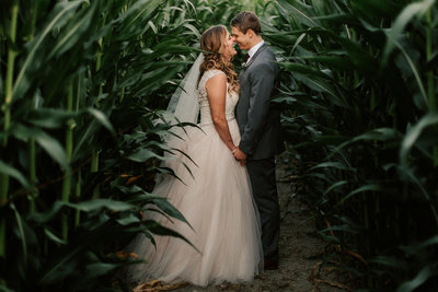 Swans Trail farms wedding venue in Snohomish