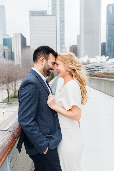 Art Institute of Chicago Engagement-70295