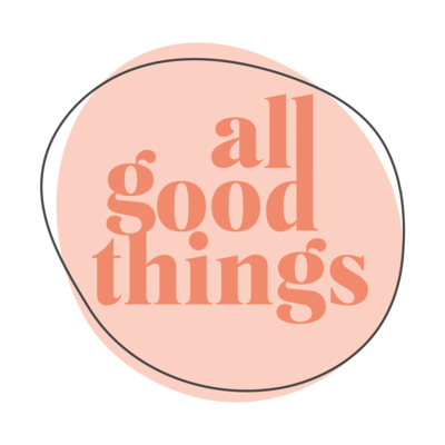 all good things photography logo