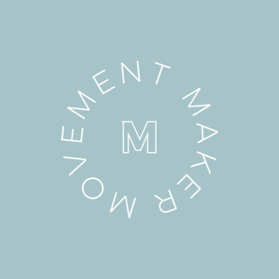 Movement Maker brand design by Pace Creative Design Studio