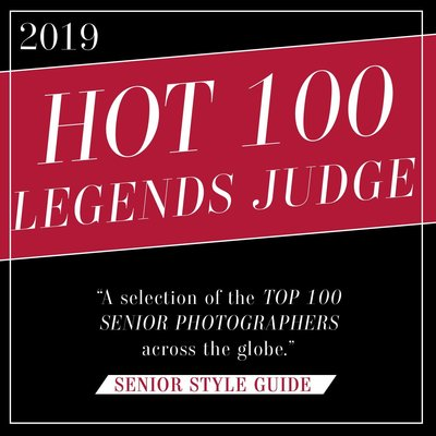 HOT 100 Judges Badge