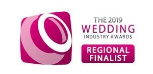 wedding industry awards regional finallist award for him and her wedding photography