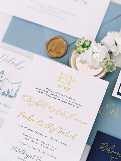 pirouettepaper.com | Wedding Stationery, Signage and Invitations | Pirouette Paper Company | Wedding Invitations | Jordan Galindo Photography _ (86)