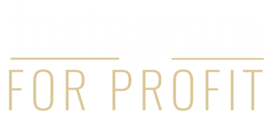 Instagram For Proft Logo