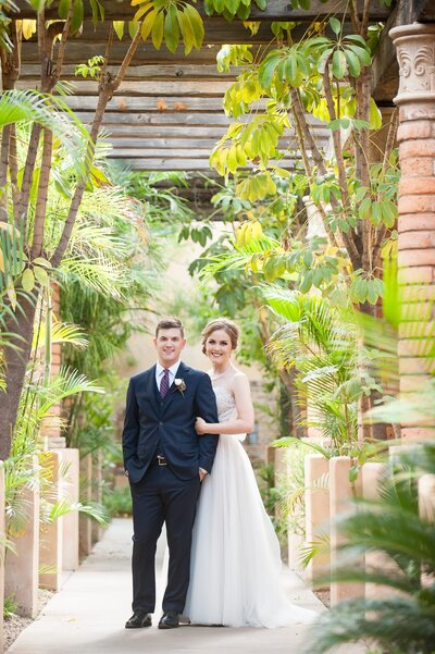 The Royal Palms - Leslie Ann Photography - Phoenix AZ Wedding Photographers