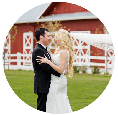 Crooked WIllow Wedding in Larkspur