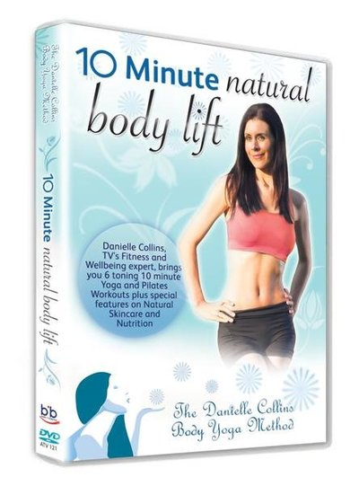 10 Minute Natural Body Lift DVD