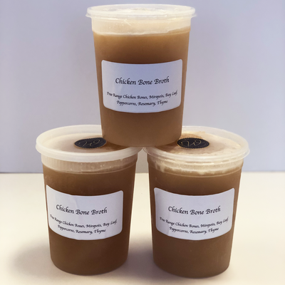 Chicken Bone Broth
