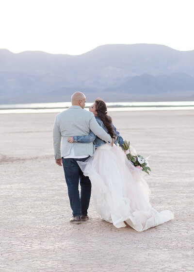 Engagement-photos-at-the-dry-lake-bed-las-vegas