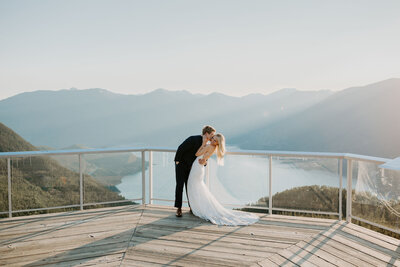 Sea to Sky Gondola Wedding Sweetheart Events