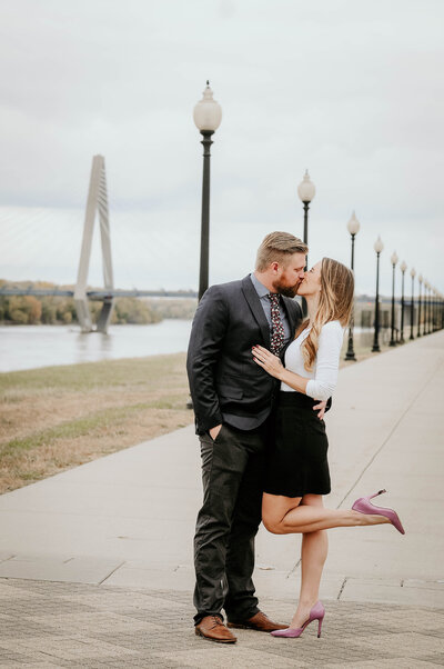 Captured by Lyndsey Engagement Photography 037