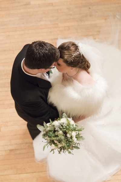 Winter Wedding at Lake Valhalla Montville New Jersey