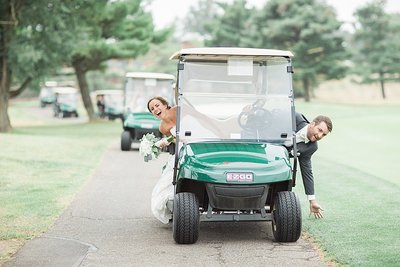 Firestone Country Club Wedding Sera and Kerrigan Marissa Decker Photography