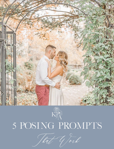 Freebie Posing Prompts for Photographers