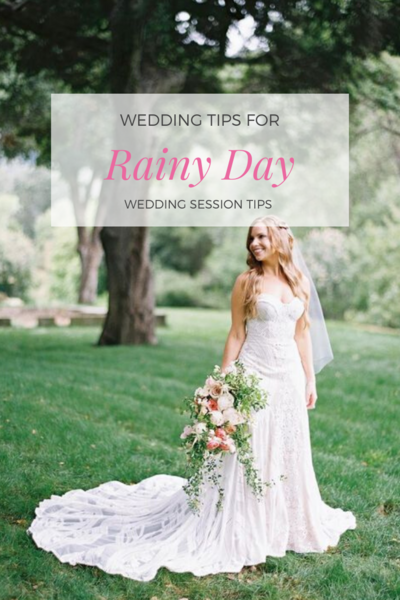 Rainy Day wedding Photo ideas