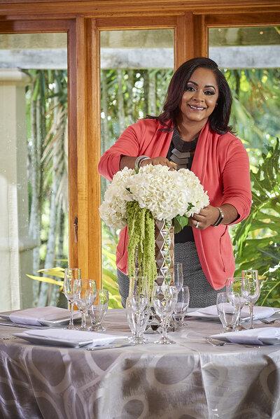 Destination Wedding Planner Nikki Hilaire-Roach Weddings with Flair