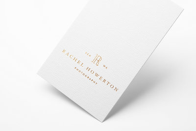 Rachel Howerton Photography - Logo Design, Stationery Design, and Web Design - Photo - 1