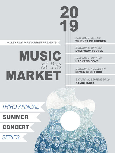 1. 2019 MUSIC AT THE MARKET
