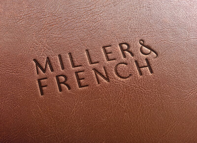 Miller and French_Logo Mockup (1)