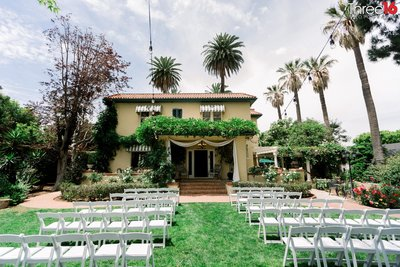 The French Estate Venue Wedding Photographer Orange County