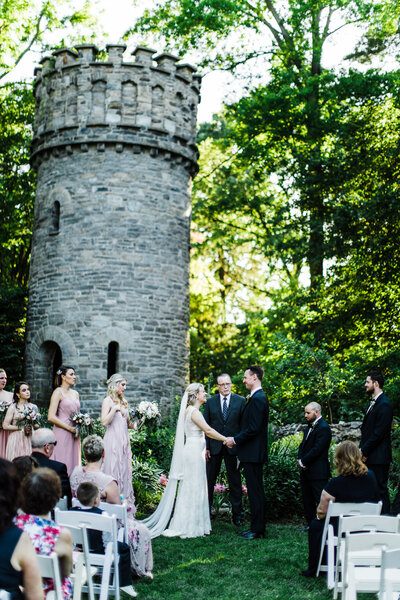 Beth and Barry's Wedding ~ Ceremony