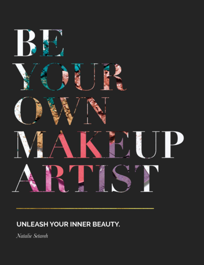 Be Your Own Makeup Artist Cover