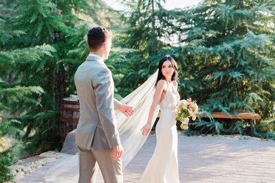 Yucaipa wedding at serendipity gardens