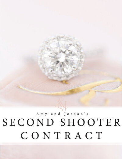 Second Shooter Contract- straight on