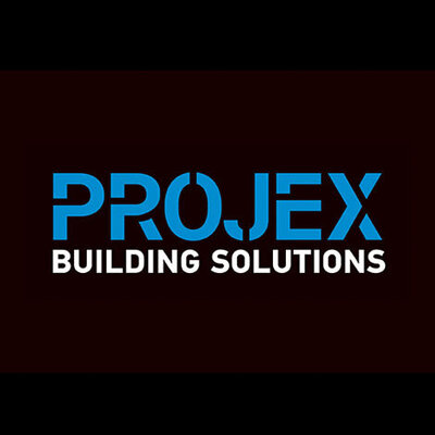 Projex Building Solutions Logo by The Brand Advisory