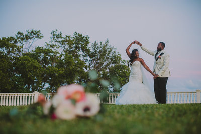 Thalata Estate Wedding Photo