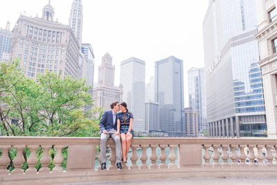 Chicago Engagement Photographers