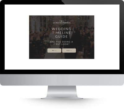 ShowIt Website Timeline Template