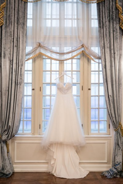 Hotel Phillips Kansas City Wedding