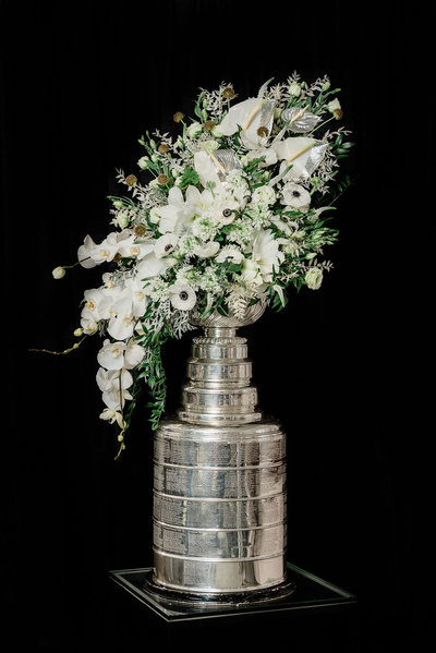 Stanley Cup Floral
