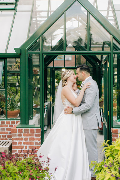 Magdalena Studios Gardens Elm Massachusetts Wedding Photographer_1
