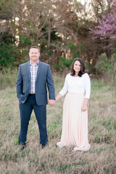 Luke and Ashley are wedding photographers in northern va