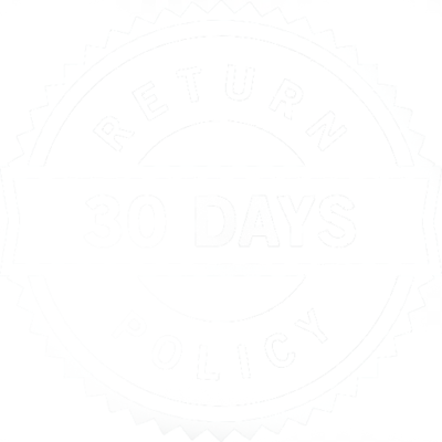 30 day white money back guarantee