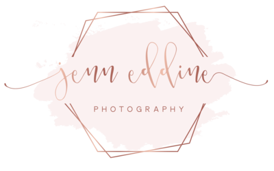 Logo of  Jenn Eddine  Wedding  Photography  | Greensboro NC