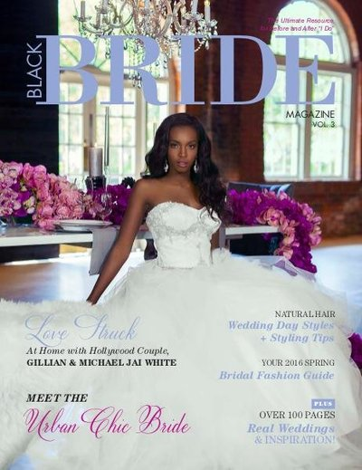 Black Bride Magazine - Fall 2015