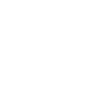 main white logo of Candace Junee