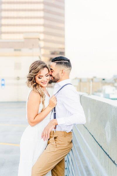 ORlando Photographer | Downtown Orlando Engagement | Chynna Pacheco Photography-84