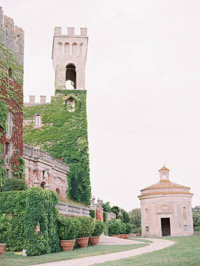 NKT Events Regional Venue Guide Tuscany_Castello di Celsa