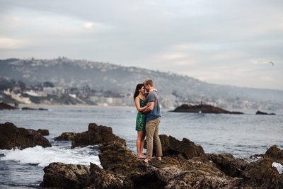 Laguna Beach Engagement Session - 052