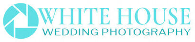 Image of White House Wedding Photography Logo | A Miami Wedding Photographer Website for couples getting married in South Florida