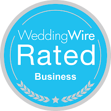 WEDDING WIRE RATED LOGO